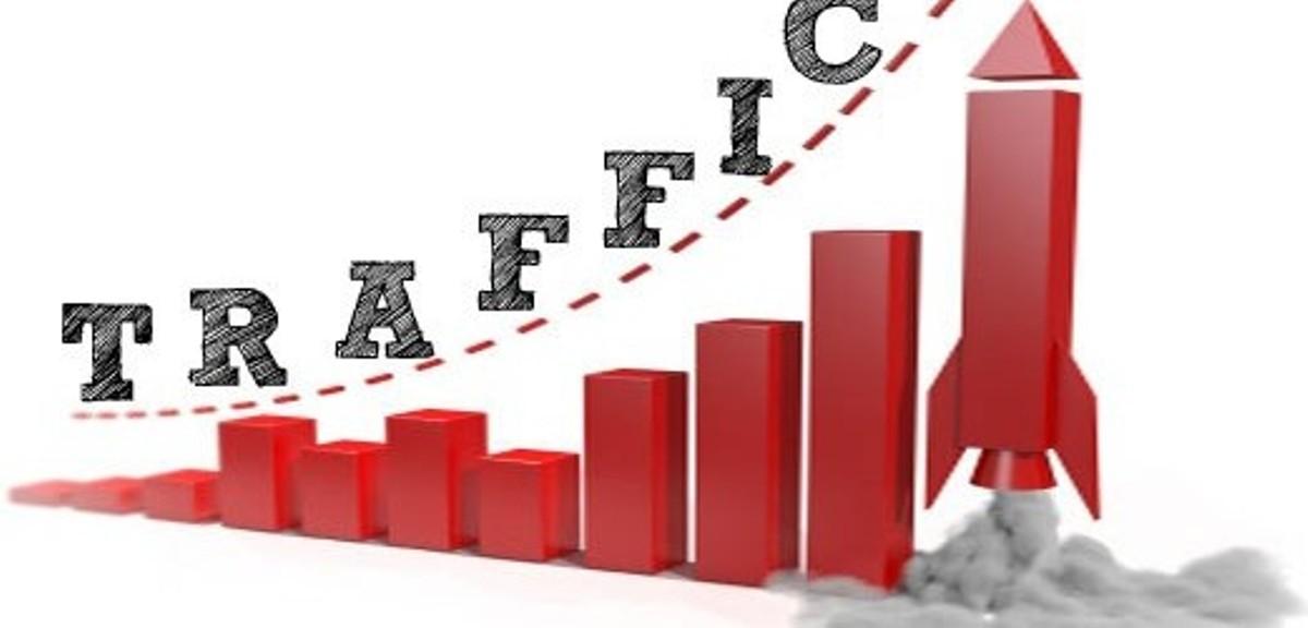 Mehr Traffic